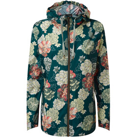 Sherpa Samir Windbreaker Damen rathna green